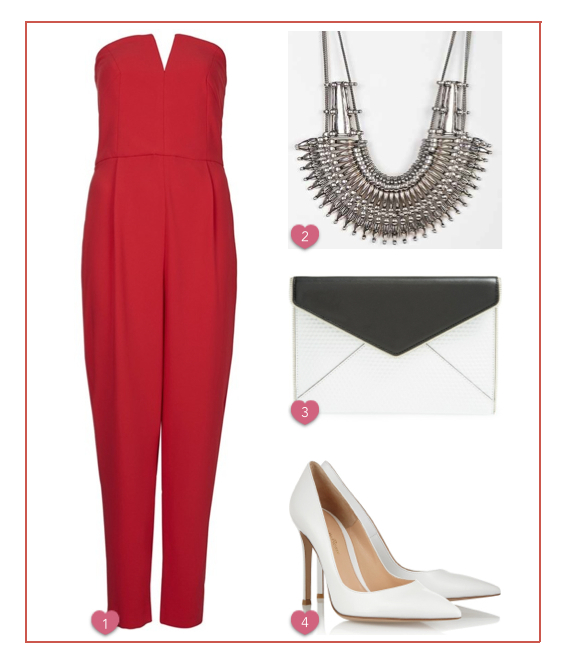 Valentine's Day Outfit Inspiration 1
