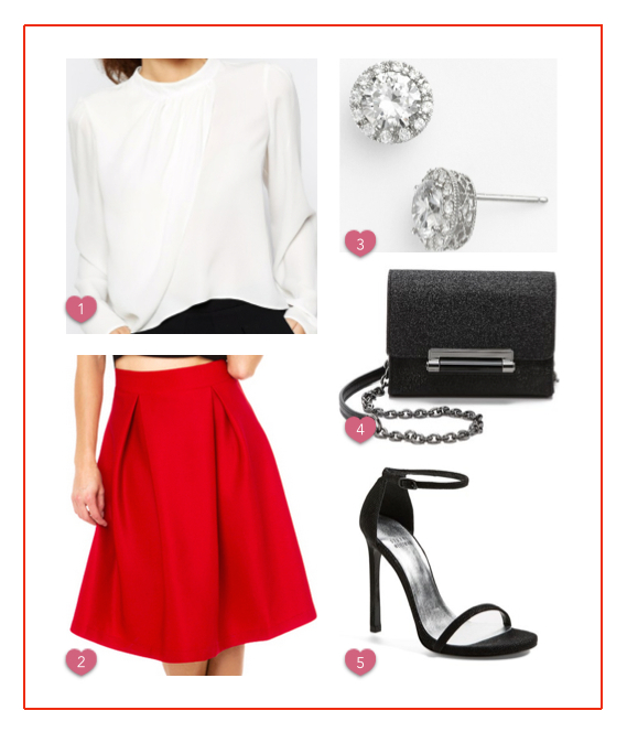 Valentine's Day Outfit Inspiration 2
