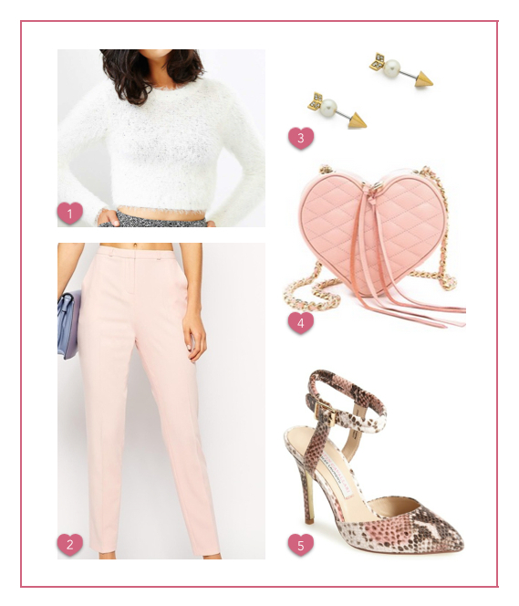 Valentine's Day Outfit Inspiration 3