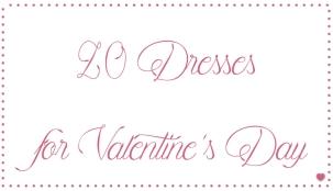 20 Dresses Header