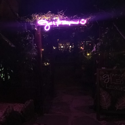 Entrance to Gitano